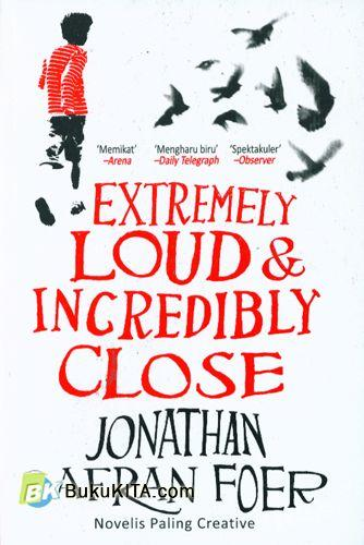 Cover Buku Extremely Loud & Incredibly Close