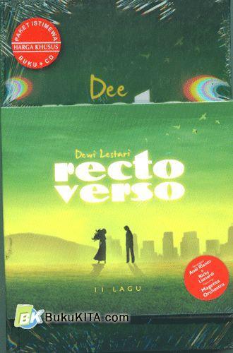 Cover Buku Paket : RECTOVERSO + CD