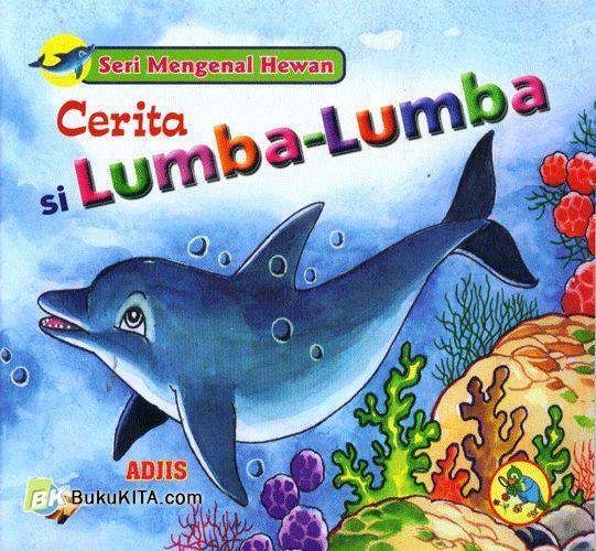 Cover Buku Cerita si Lumba-Lumba