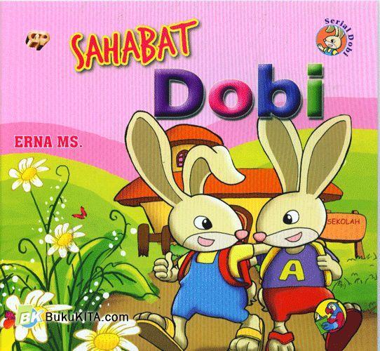 Cover Buku Sahabat Dobi