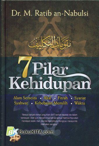Cover Buku 7 Pilar Kehidupan