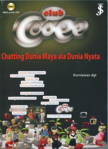 Cover Buku Chatting Dunia Maya ala Dunia Nyata