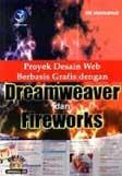 Proyek desain web berbasis grafis dengan dreamweaver dan fireworks