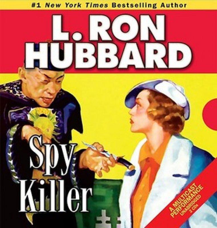 Cover Buku Spy Killer