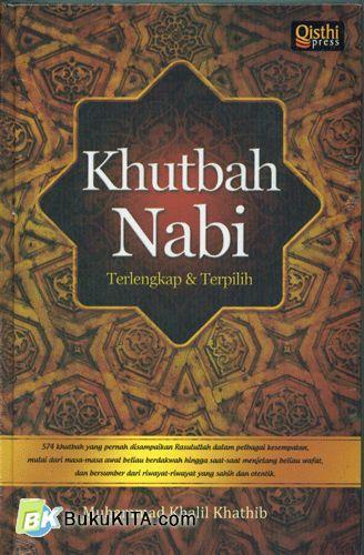 Cover Buku Khutbah Nabi Terlengkap & Terpilih