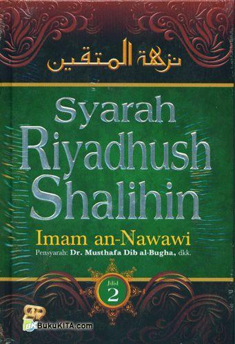 Cover Buku Syarah Riyadhush Shalihin Jilid 2