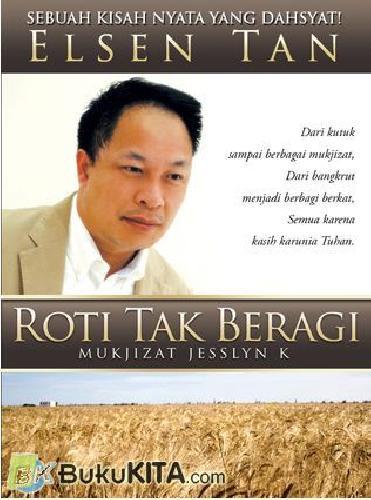 Cover Buku Roti Tak Beragi