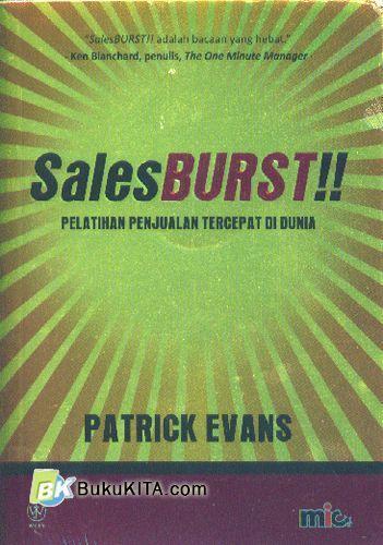Cover Buku SalesBurst !!