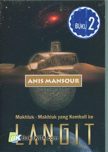 Cover Buku Makhluk-Makhluk yang Kembali ke LANGIT #2