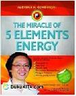 Cover Buku The Miracle of 5 Elements Energy