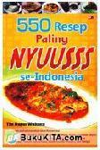 550 Resep Paling Nyuusss Se-Indonesia