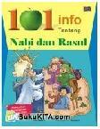 Cover Buku 101 Info Tentang Nabi Dan Rasul