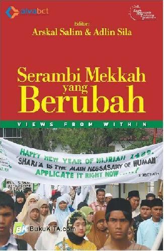 Cover Buku Serambi Mekkah yang Berubah