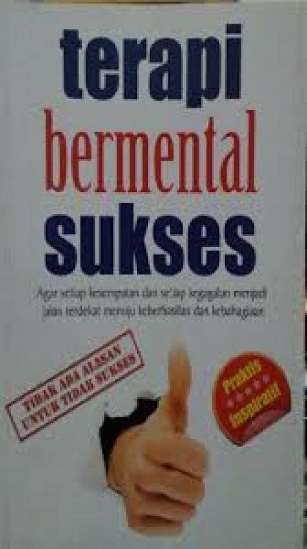 Cover Buku Terapi Bermental Sukses