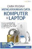 Cara Mudah Mengamankan Data Komputer & Laptop