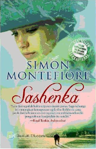 Cover Buku SASHENKA