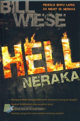 Cover Buku Hell - Neraka