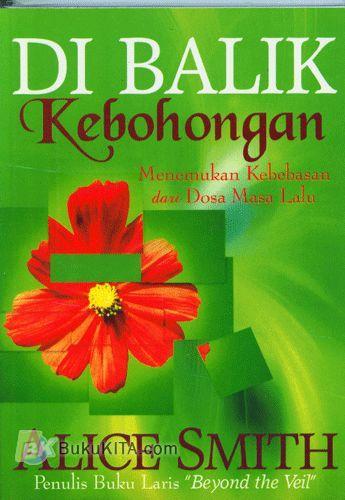 Cover Buku Di Balik Kebohongan