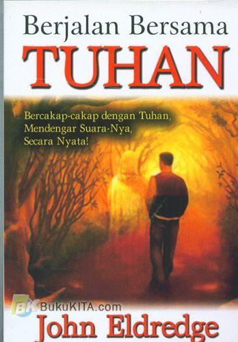 Cover Buku Berjalan Bersama Tuhan