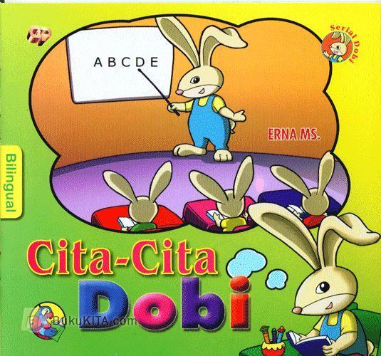 Cover Buku Cita-Cita Dobi