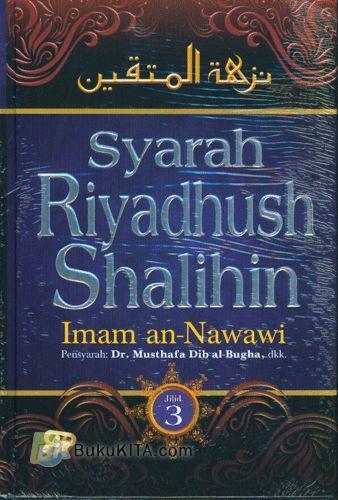 Cover Buku Syarah Riyadhush Shalihin Jilid 3