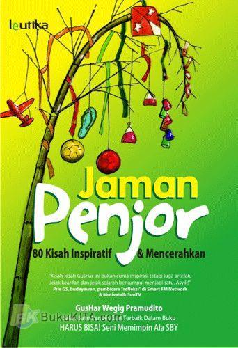 Cover Buku Jaman Penjor : 80 Kisah Inspiratif & Mencerahkan