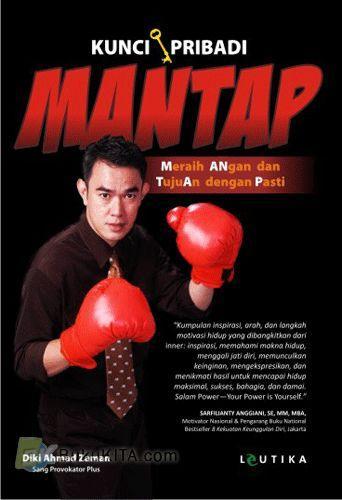Cover Buku Kunci Pribadi Mantap