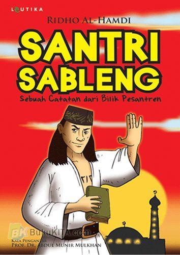 Cover Buku Santri Sableng