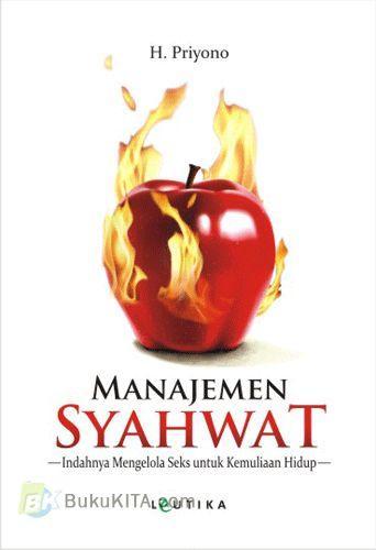 Cover Buku Manajemen Syahwat