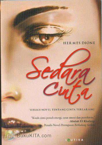 Cover Buku Sedara Cinta