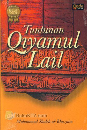 Cover Buku Tuntunan Qiyamul Lail