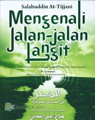 Cover Buku Mengenali Jalan-Jalan Langit