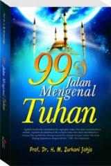 Cover Buku 99 Jalan Mengenal Tuhan