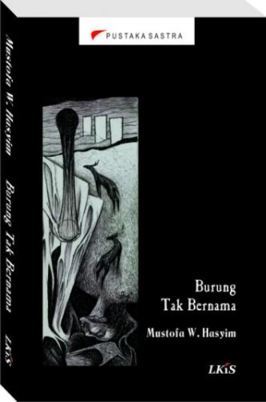 Cover Buku Burung Tak Bernama