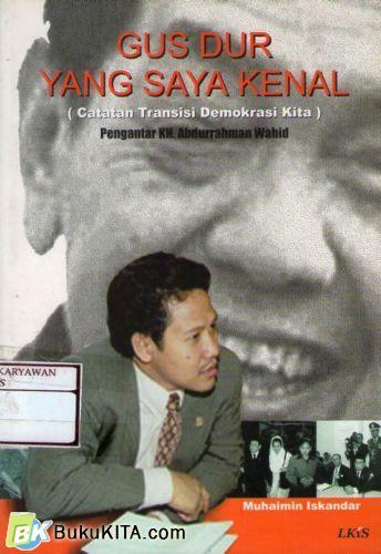 Cover Buku Gus Dur Yang Saya Kenal