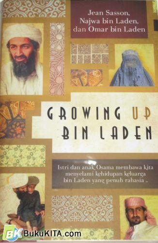 Cover Buku Growing Up Bin Laden