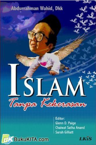 Cover Buku Islam Tanpa Kekerasan