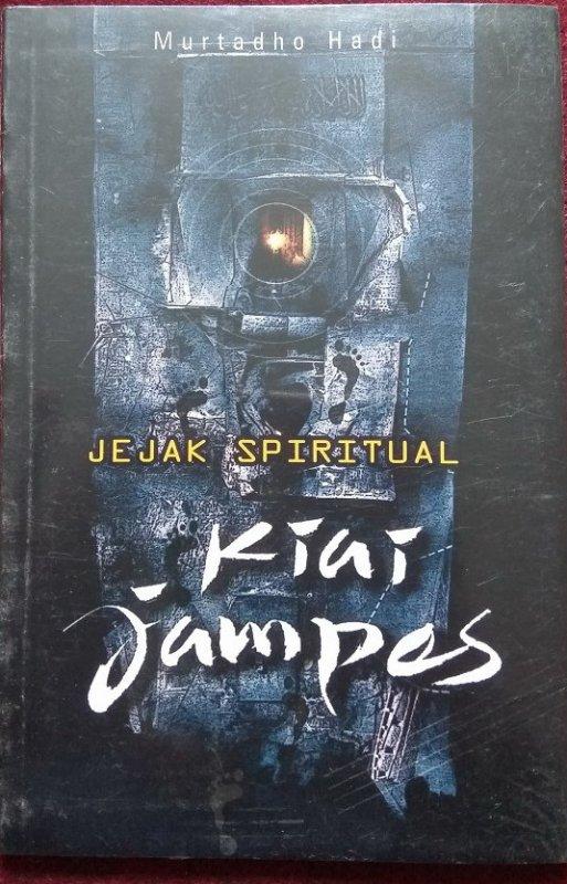 Cover Buku Jejak Spiritual Kiai Jampes