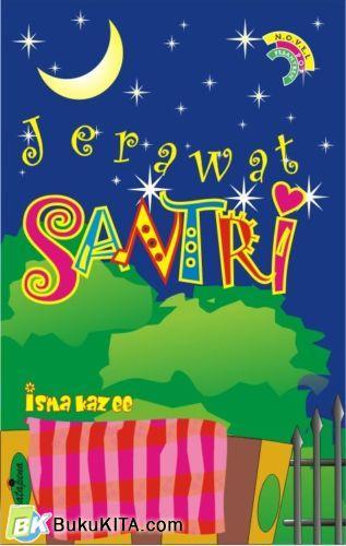 Cover Buku Jerawat Santri