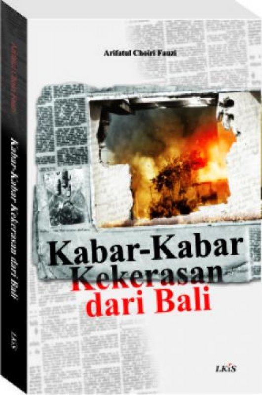 Cover Buku Kabar-kabar Kekerasan Dari Bali