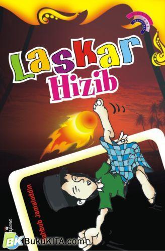 Cover Buku Laskar Hizib