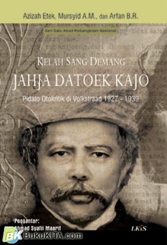 Cover Buku Kelah Sang Demang Jahja Datoek