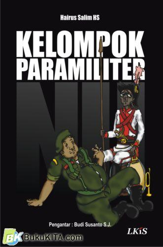 Cover Buku Kelompok Paramiliter NU