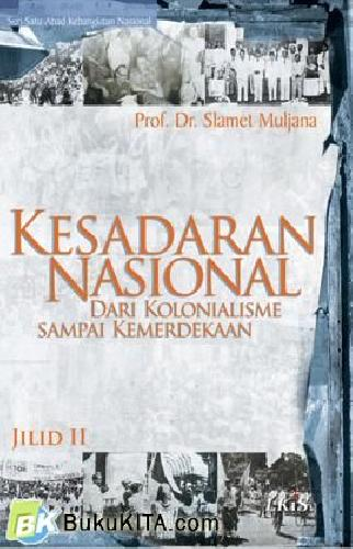 Cover Buku Kesadaran Nasional Jilid II