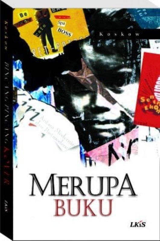 Cover Buku Merupa Buku