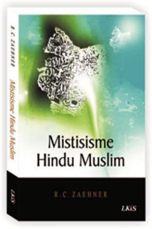 Cover Buku Mistisisme Hindu Muslim