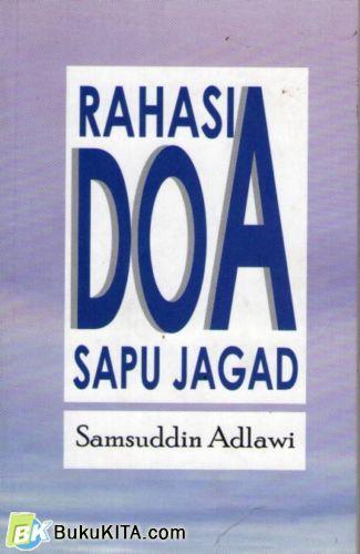 Cover Buku Rahasia Doa Sapu Jagad