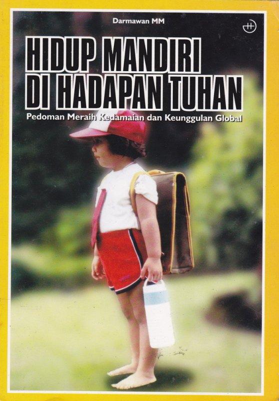 Cover Buku Hidup Mandiri Di Hadapan Tuhan