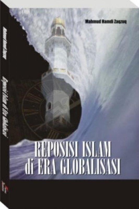 Cover Buku Reposisi Islam Di Era Globalisasi