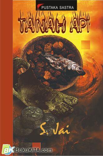 Cover Buku Tanah Api